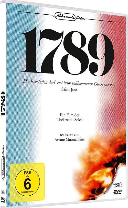 DVD Cover: 1789