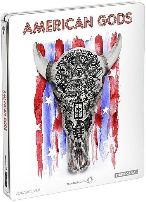 American Gods Trailer Deutsch
