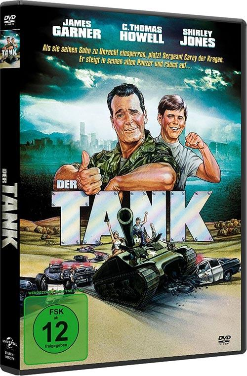 DVD Cover: Der Tank