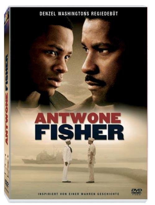DVD Cover: Antwone Fisher