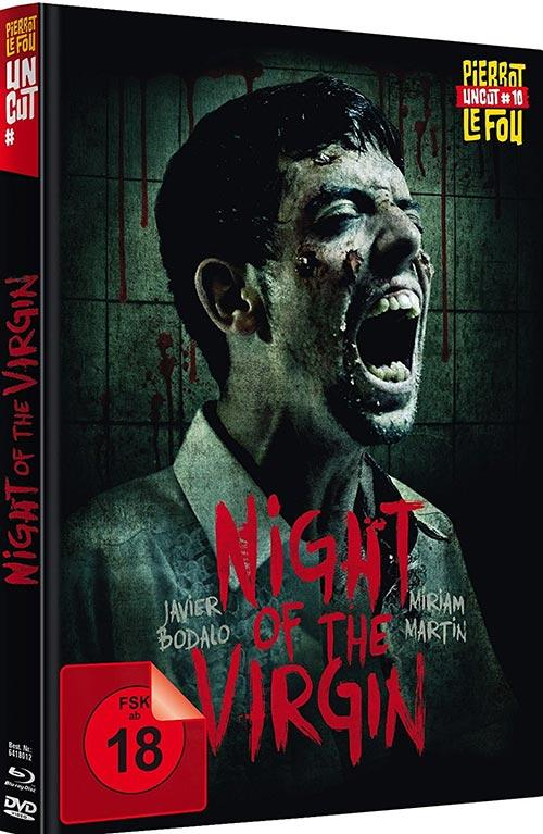 DVD Cover: The Night of the Virgin - Limited Edition