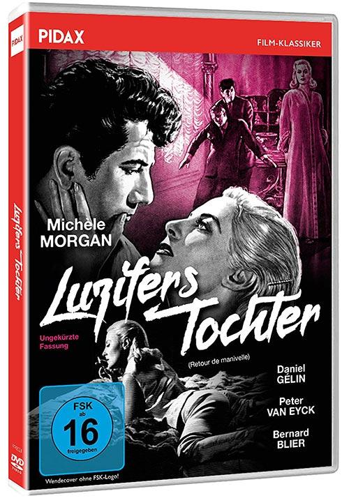 DVD Cover: Luzifers Tochter
