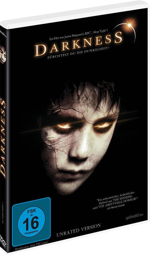 DVD Cover: Darkness
