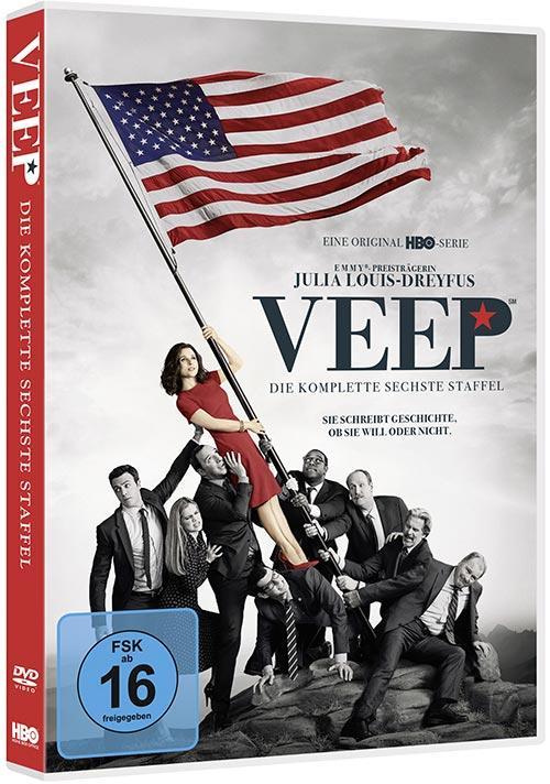 Veep Staffel 6