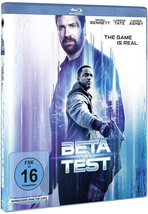DVD Cover: Beta Test