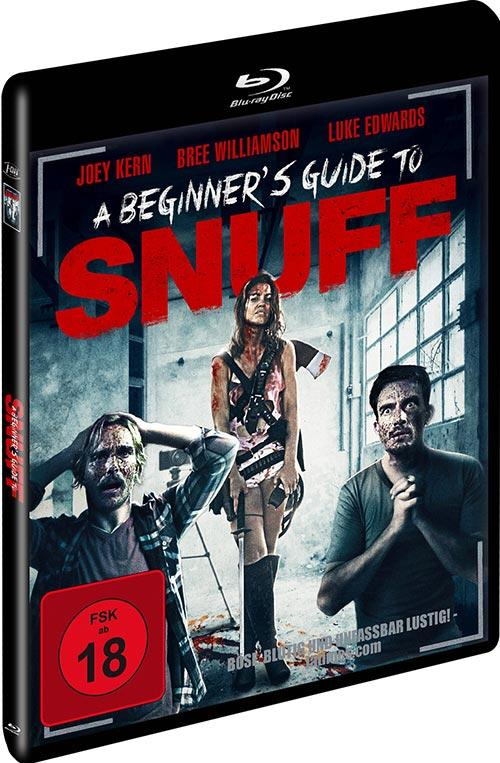 DVD Cover: A Beginner's Guide to Snuff