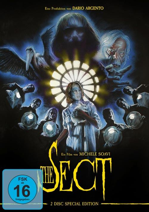 DVD Cover: The Sect - 2 Disc Special Edition