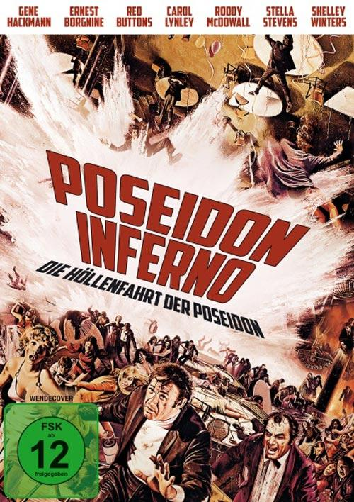 DVD Cover: Poseidon Inferno