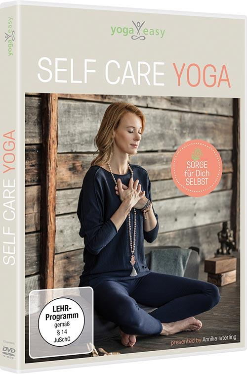 DVD Cover: YogaEasy.de - Self Care Yoga