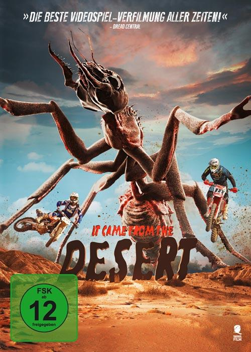 DVD Cover: It Came From The Desert