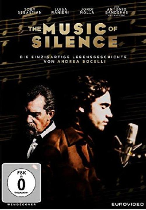 DVD Cover: The Music of Silence
