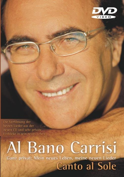 DVD Cover: Al Bano Carrisi - Canto al sole