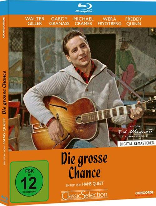 DVD Cover: Die große Chance - Classic Selection