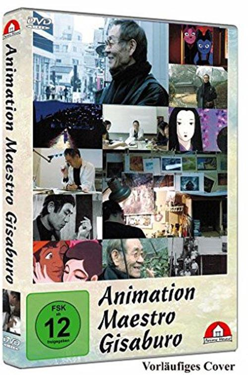DVD Cover: Animation Maestro Gisaburo