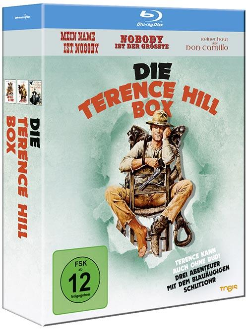 DVD Cover: Die Terence Hill Box