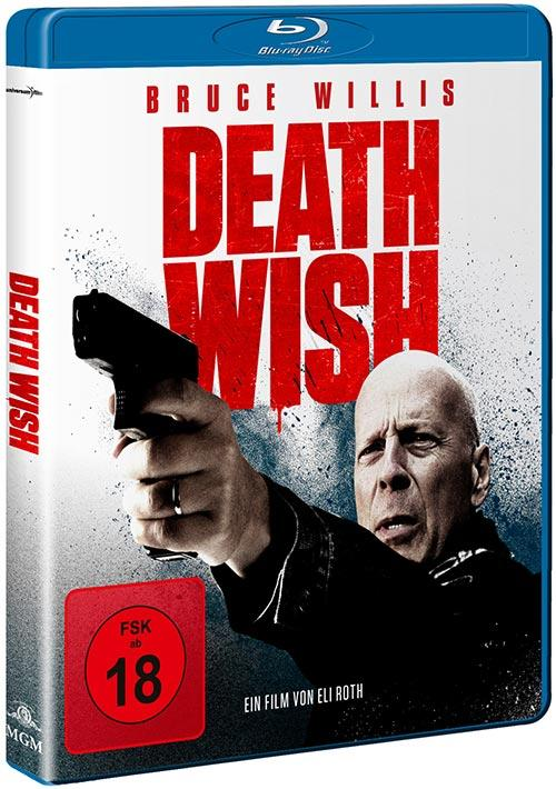 DVD Cover: Death Wish