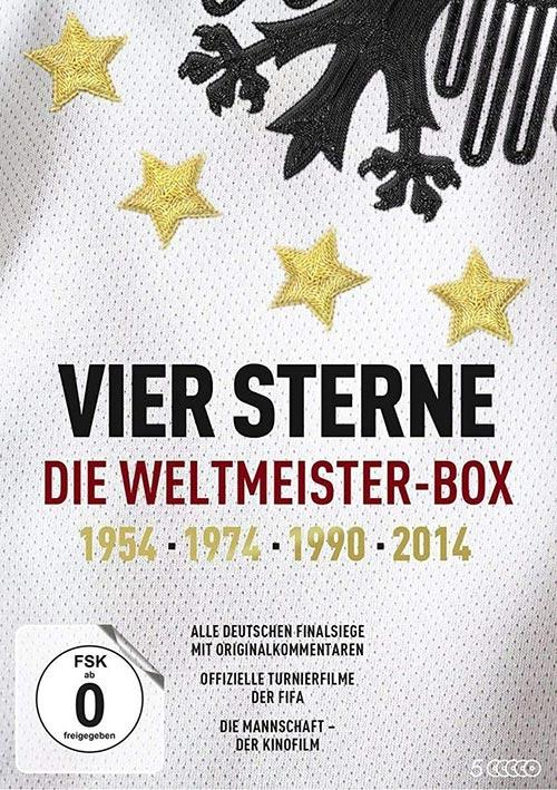 DVD Cover: Vier Sterne - Die Weltmeister-Box