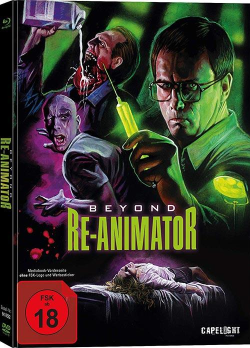 DVD Cover: Beyond Re-Animator - 2-Disc Limited Collector's Edition