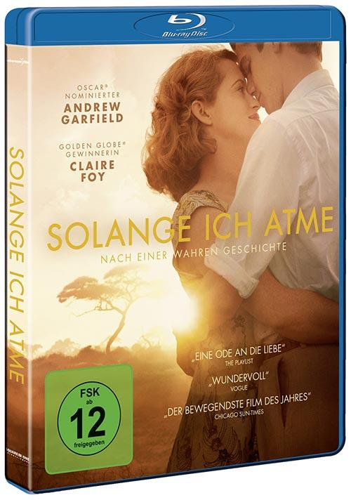 DVD Cover: Solange ich atme