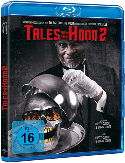 DVD Cover: Tales from the Hood 2