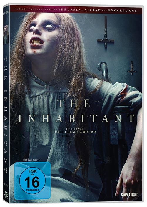 DVD Cover: The Inhabitant
