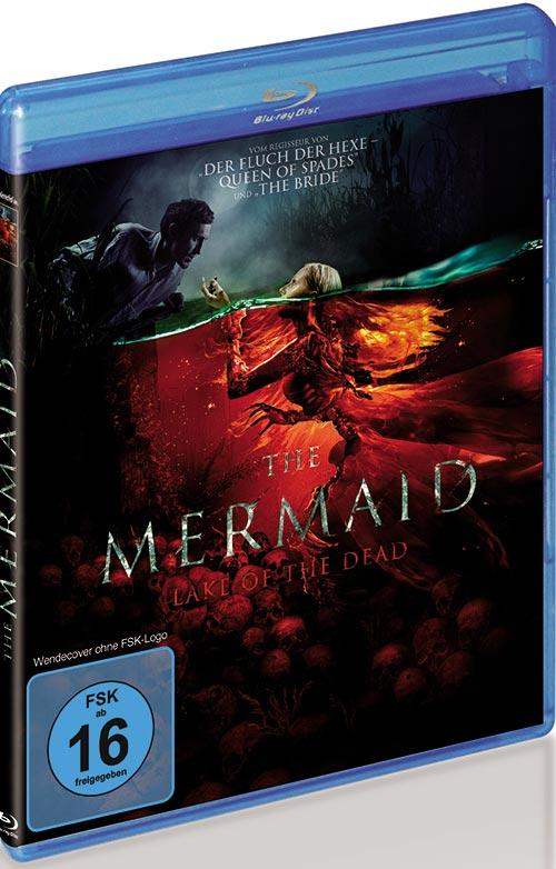 DVD Cover: The Mermaid - Lake of the dead