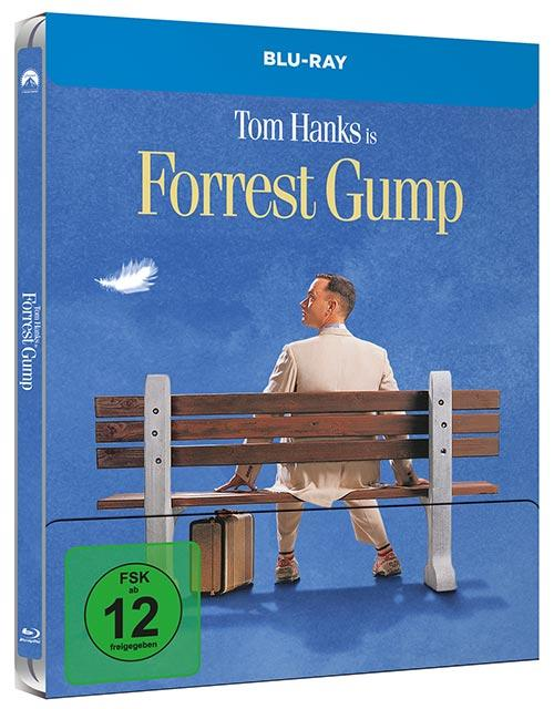 DVD Cover: Forrest Gump - Steelbook
