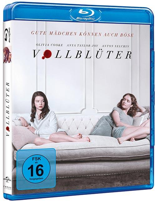 DVD Cover: Vollblüter