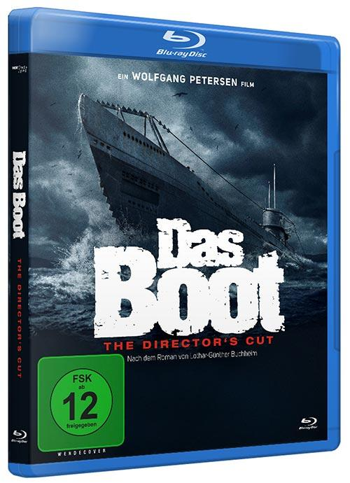 DVD Cover: Das Boot - Director's Cut