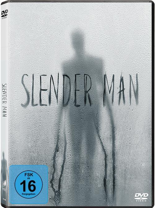 DVD Cover: Slender Man