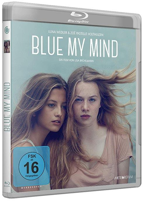 DVD Cover: Blue my Mind