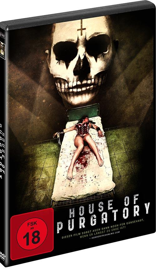DVD Cover: House of Purgatory