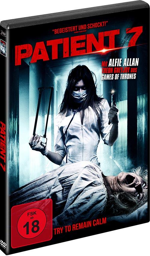 DVD Cover: Patient 7