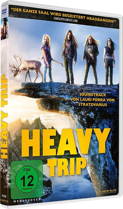 DVD Cover: Heavy Trip