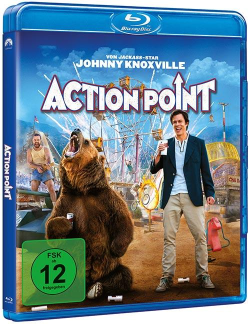 DVD Cover: Action Point