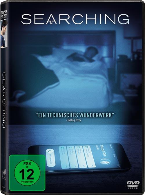 DVD Cover: Searching