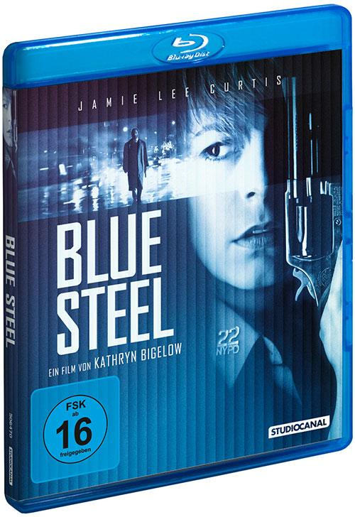 DVD Cover: Blue Steel