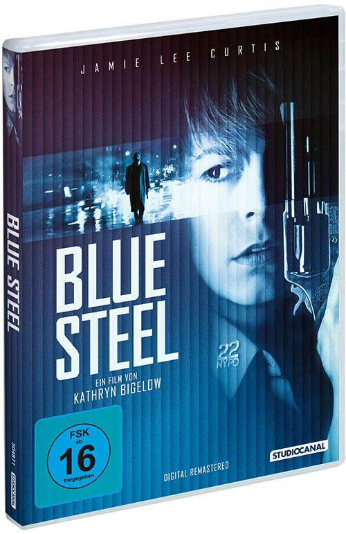 DVD Cover: Blue Steel - Digital Remastered