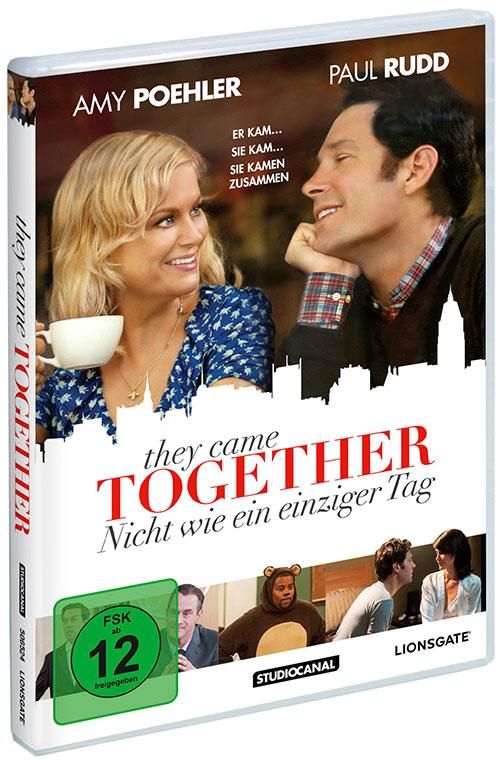 DVD Cover: They came together