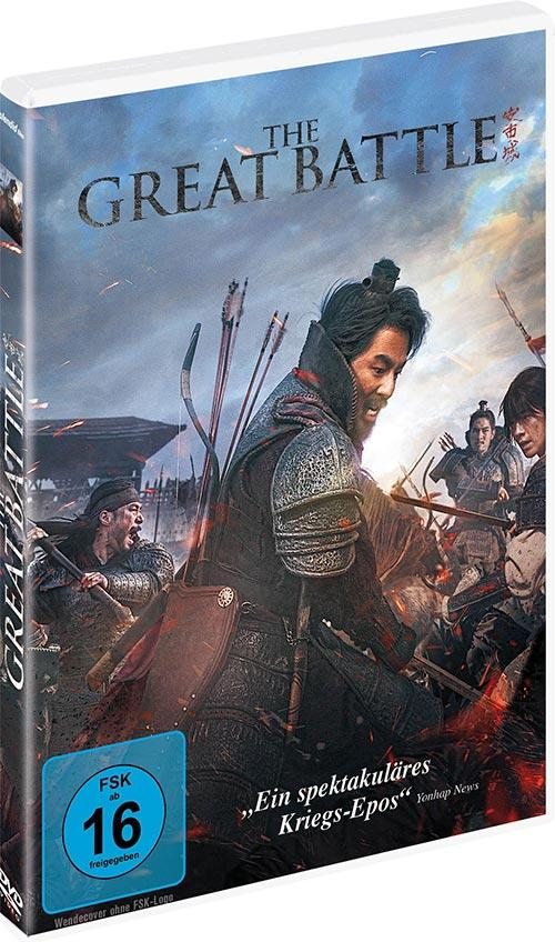 DVD Cover: The Great Battle