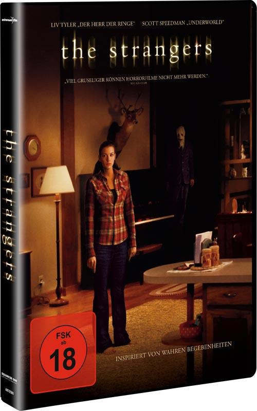 DVD Cover: The Strangers