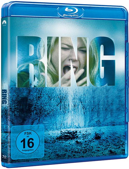 DVD Cover: Ring