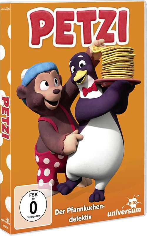 DVD Cover: Petzi - DVD 3