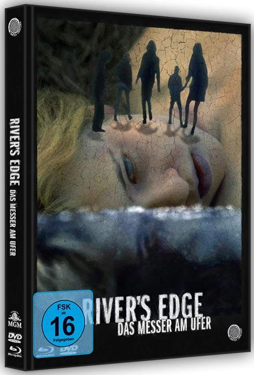 DVD Cover: River's Edge - Das Messer am Ufer - 2-Disc-Limited Edition