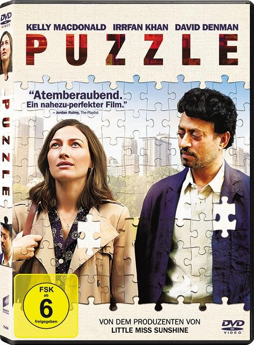 DVD Cover: Puzzle