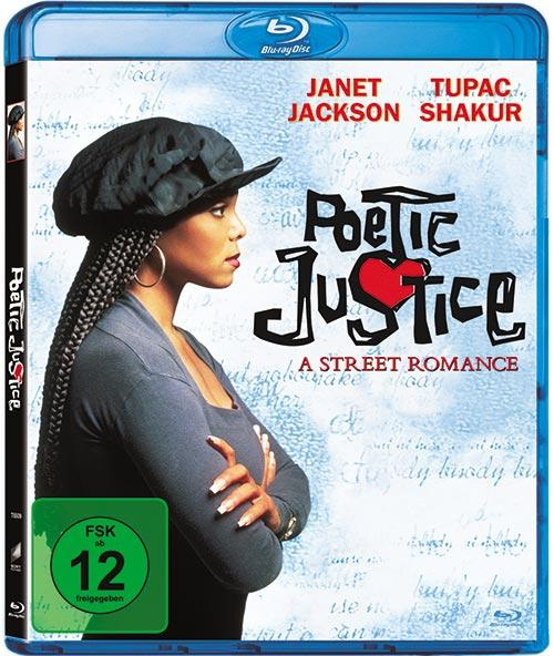 DVD Cover: Poetic Justice