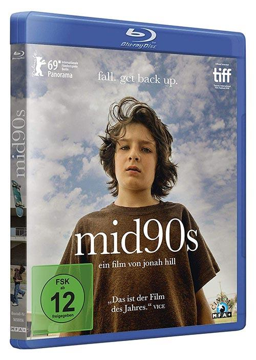 DVD Cover: MID90s