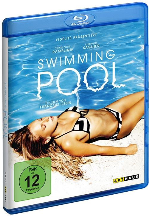 DVD Cover: Swimming Pool