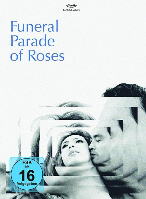 DVD Cover: Funeral Parade of Roses