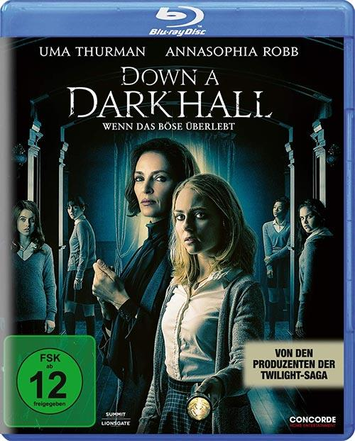 DVD Cover: Down a Dark Hall